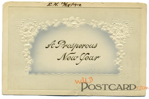 A Prosperous New Year (Front)
