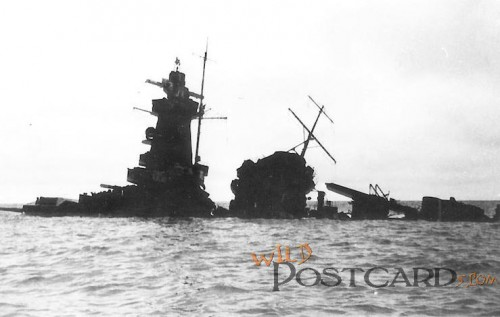 US Naval Intelligence Photo of <em>Graf Spee</em>