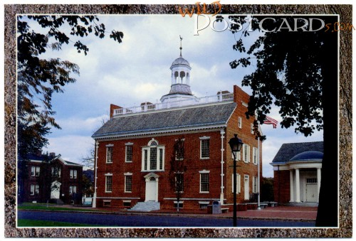 State House, Dover, Delaware