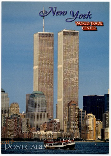 The late World Trade Center