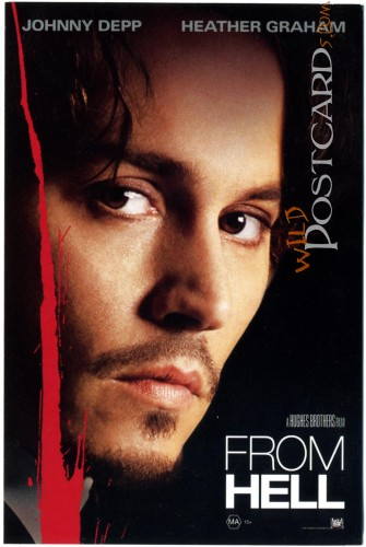Johnny Depp: From Hell