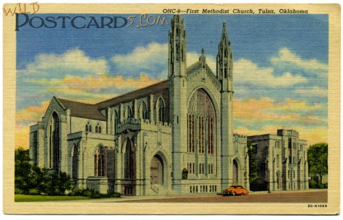 First Methodist Church, Tulsa, Oklahoma