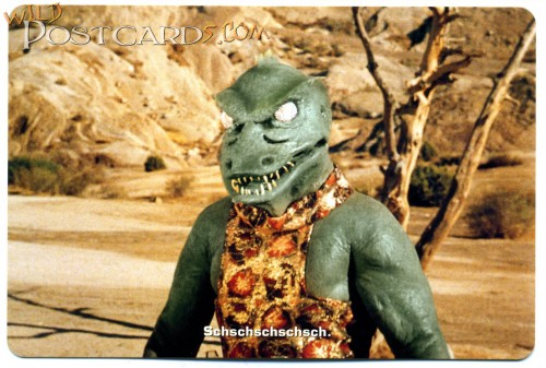 English, Gorn captain, do you speak it?
