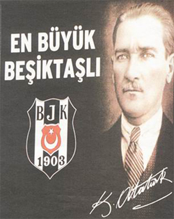 """Those from Beşiktaş are the best"""