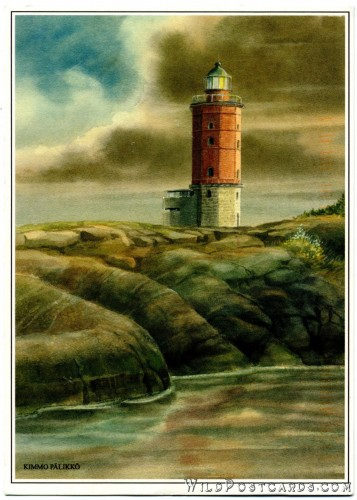 """Russarö Lighthouse"" by Kimmo Pälikkö"
