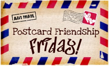 Postcard Friendship Friday (PFF)