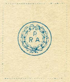 "German ""PRA"" RPPC Stampbox, c.1912"