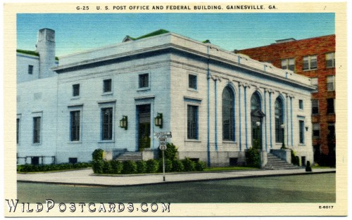 U.S. Post Office and Federal Building, Gainesville, GA