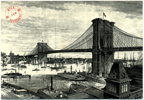 """Scientists are people who build the Brooklyn Bridge and then buy it."" - William F. Buckley, Jr."