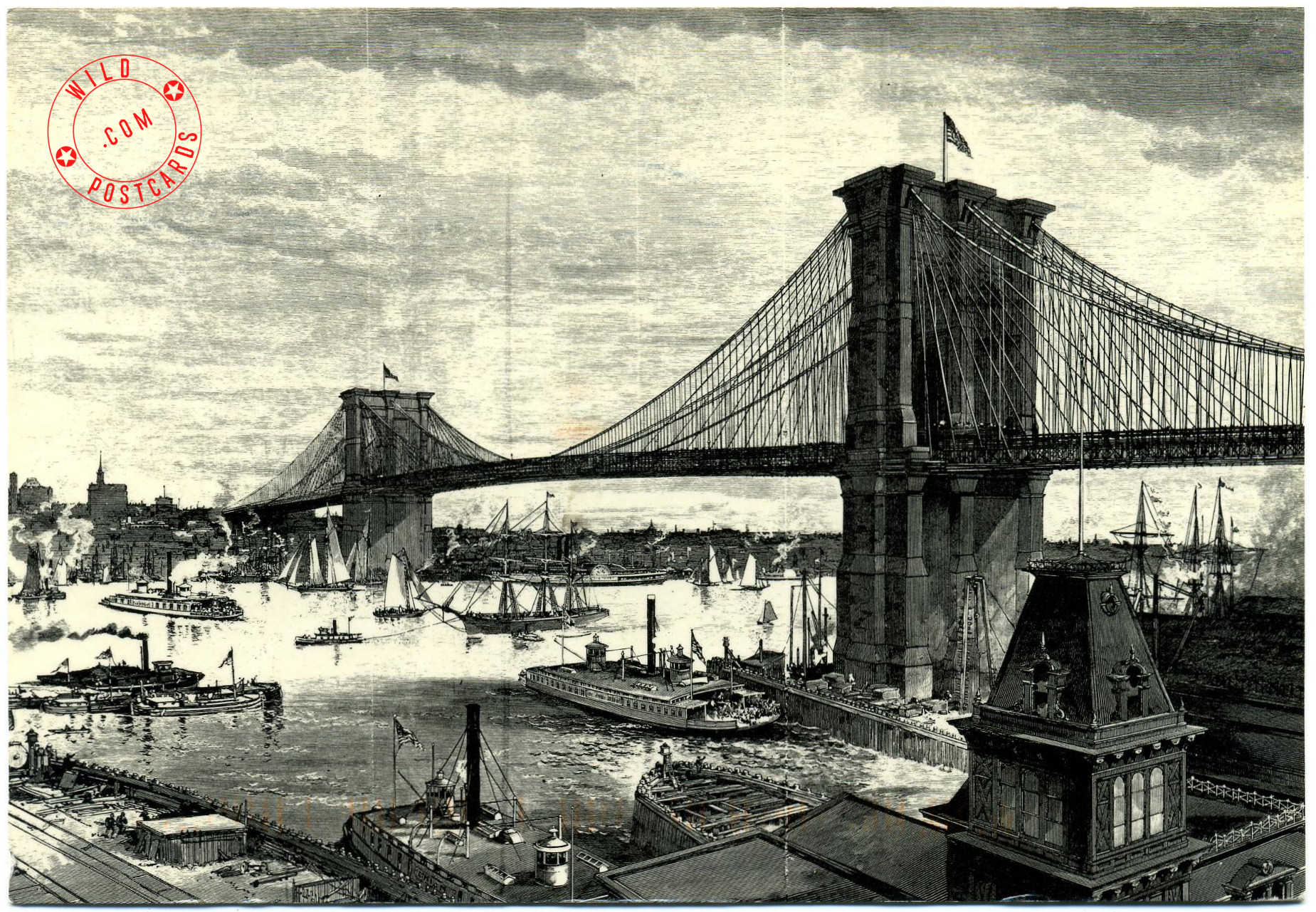 """Scientists are people who build the Brooklyn Bridge and then buy it."" -"