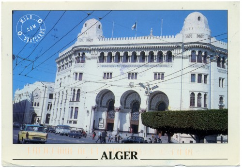 Post Office, Algiers