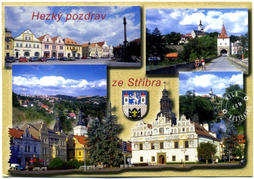 Nice Greetings from Stříbro