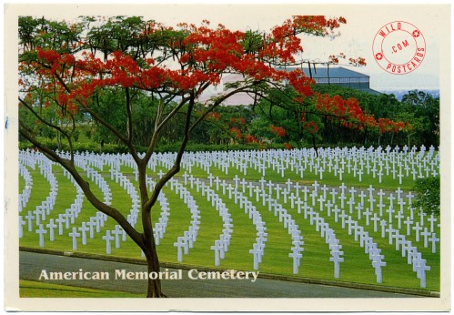 American Memorial Cemetery, Fort Bonifacio, Philippines