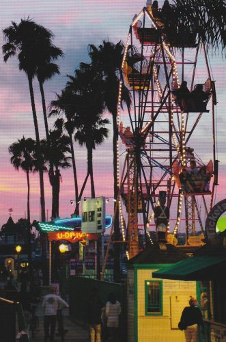California: Newport Beach, Balboa Fun Zone (Q21)