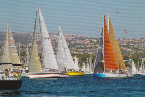 California: Newport Beach, Beer Can Regatta (Q22)
