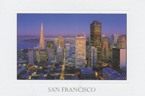 California: San Francisco Skyline (Q10)