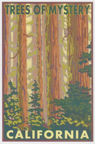 California: Trees of Mystery Big View (Q02)