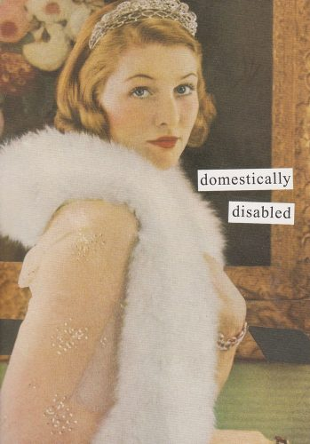 Domestically Disabled (Anne Taintor) (S08)