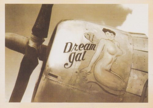Dream Gal Nose Art (I28)