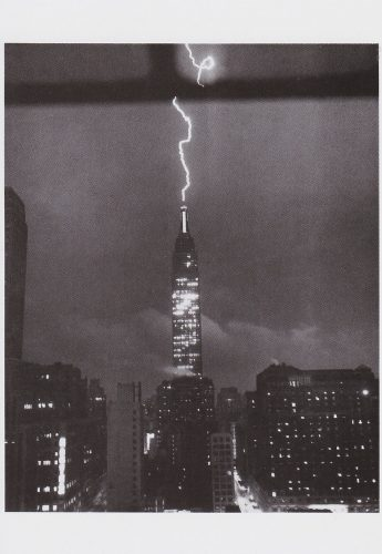 Empire State Building Lightning (I17)