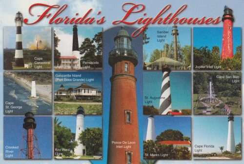 Florida: Lighthouses (R06)