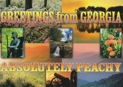 Georgia: Absolutely Peachy (D16)