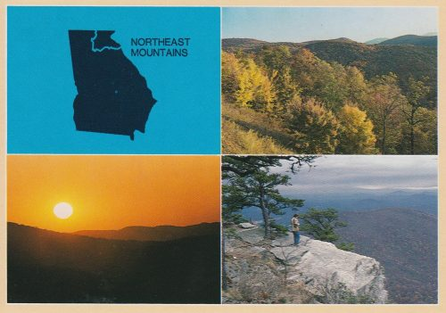 Georgia: Northeast Mountains (D14)