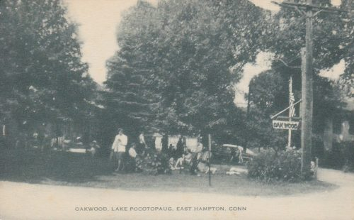 Lake Pocotopaug, CT (1930s) (G02)