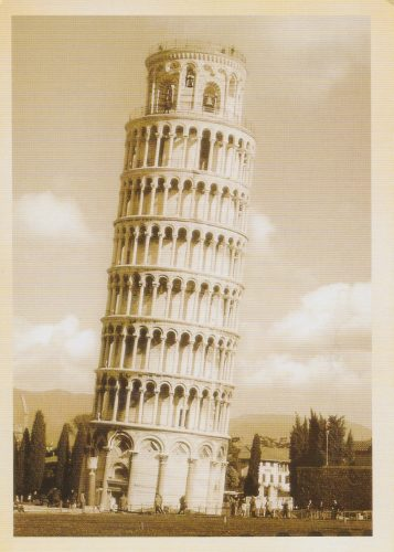 Leaning Tower of Pisa (I08)