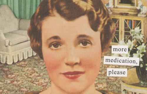 Medication (Anne Taintor) (S15)