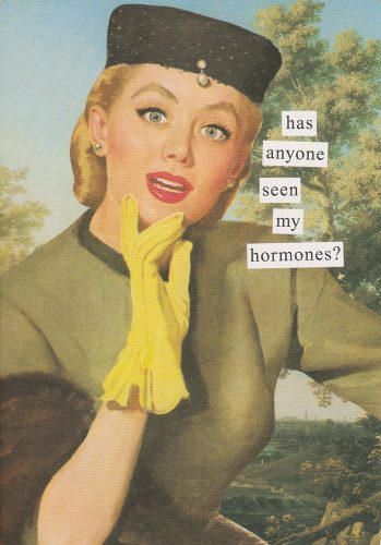 My Hormones (Anne Taintor) (S18)