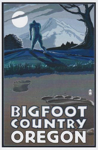 Oregon: Bigfoot Country (C07)