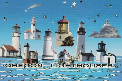 Oregon: Lighthouses (C08)