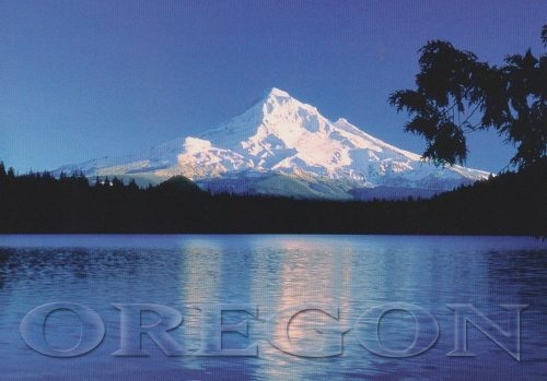 Oregon: Mt.Hood, Lost Lake (C17)