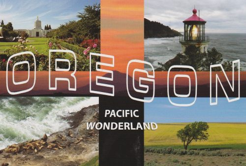 Oregon: Pacific Wonderland (C09)