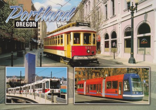 Oregon: Portland Trolleys (C04)