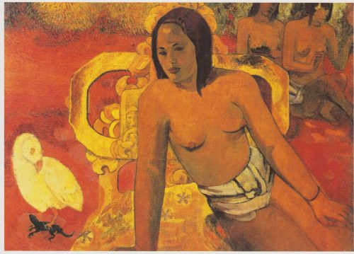 Paul Gauguin: Vairumati (1897) (U02)
