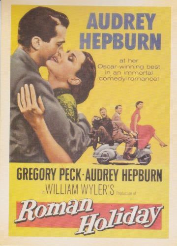 Roman Holiday (N12)