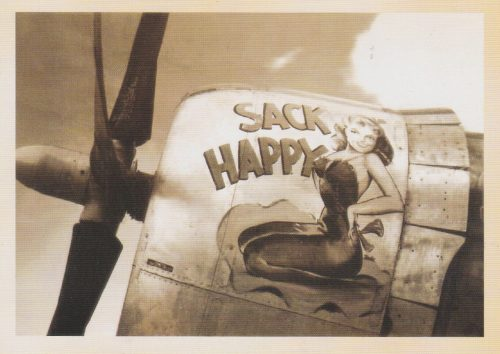 Sack Happy Nose Art (I26)