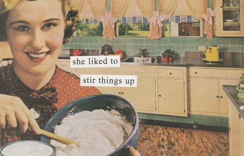 Stir Things Up (Anne Taintor) (S22)