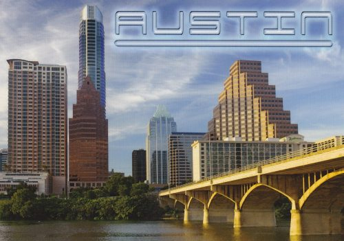 Texas: Austin, Congress Ave Bridge (R13)