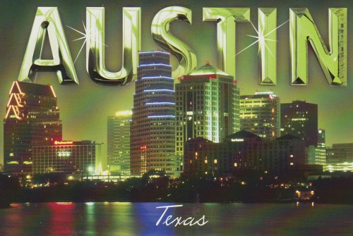 Texas: Austin Reflections (R14)