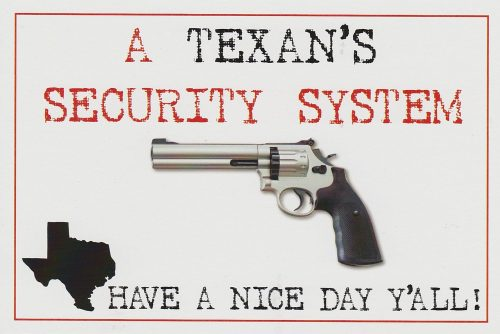 Texas: Security System (R11)