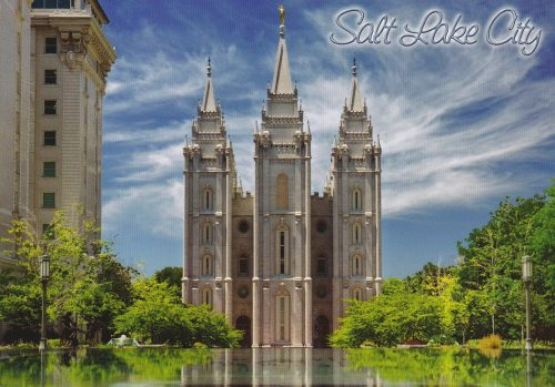 Utah: Salt Lake Temple (T30)