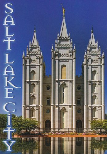 Utah: Salt Lake Temple (T31)