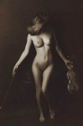 Violinist (FotoWagner Photo) (A40)