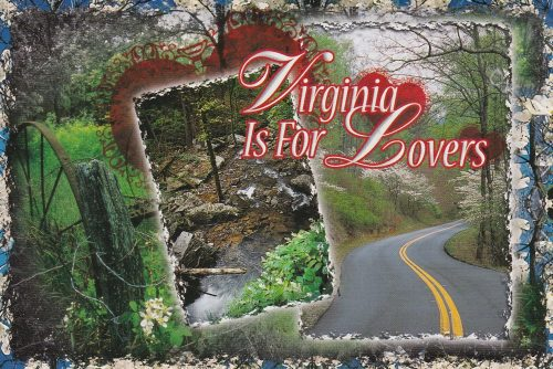 Virginia: Is for Lovers (B03)