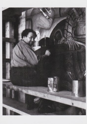 Diego Rivera, Painter (H15)