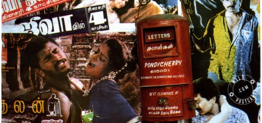 Post-Box Office Hit Postcard