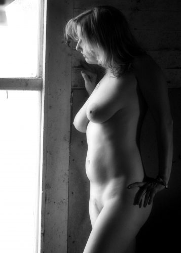 Waiting by the Window (Charles Oscar Photo) (A24)